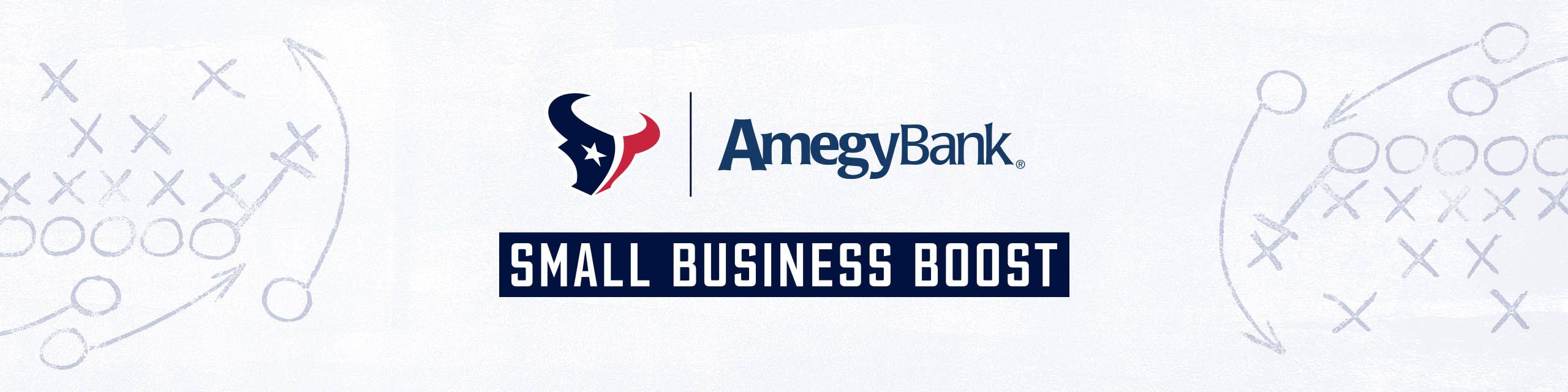 Small Business Boost. presented by Amegy Bank