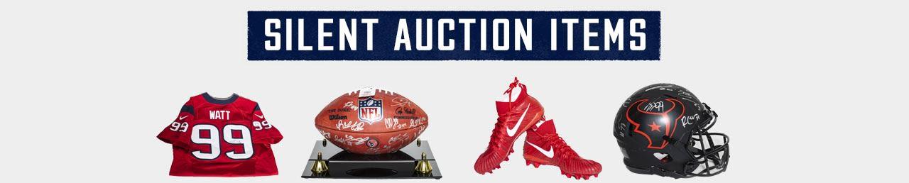 Silent Auction Items