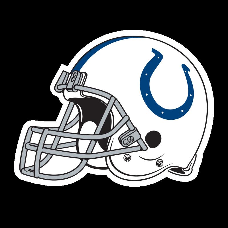 Indianapolis Colts helmet