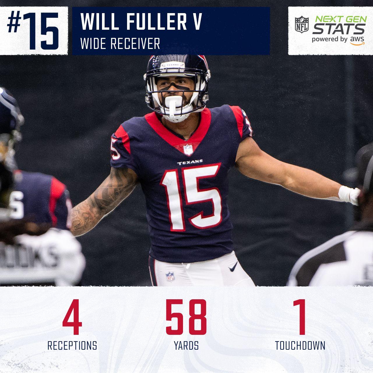 Will Fuller V