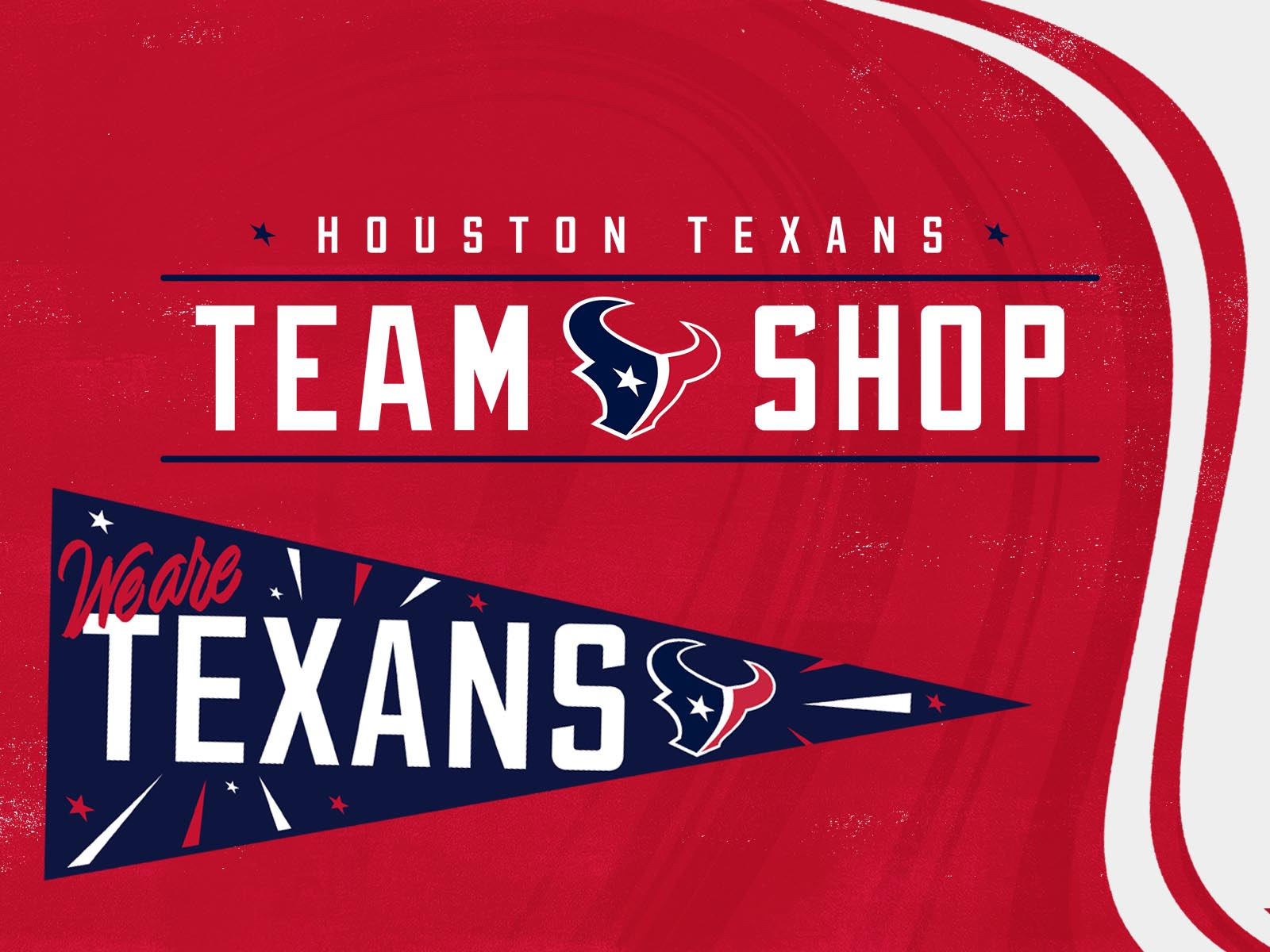 Houston Texans Team Shop Grand Reopening!