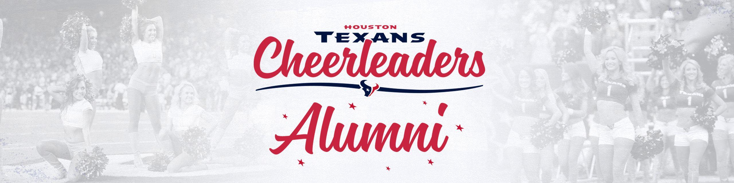 Houston Texans Cheerleaders Alumni