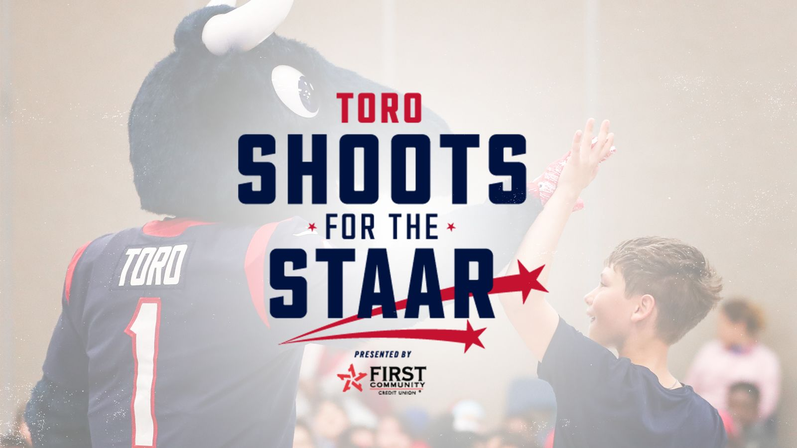 TORO Shoots for the STAAR. presented by First Community Credit Union