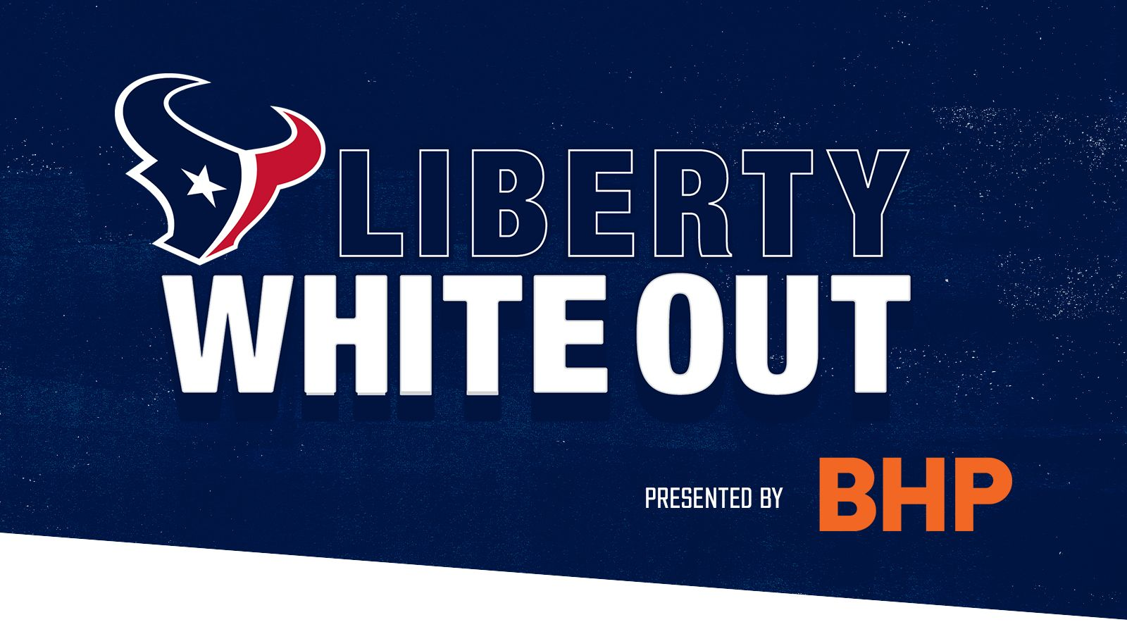 Liberty White Out presented by BHP
