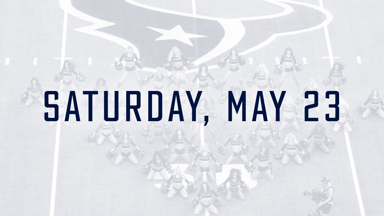 Saturday, May 23rd
