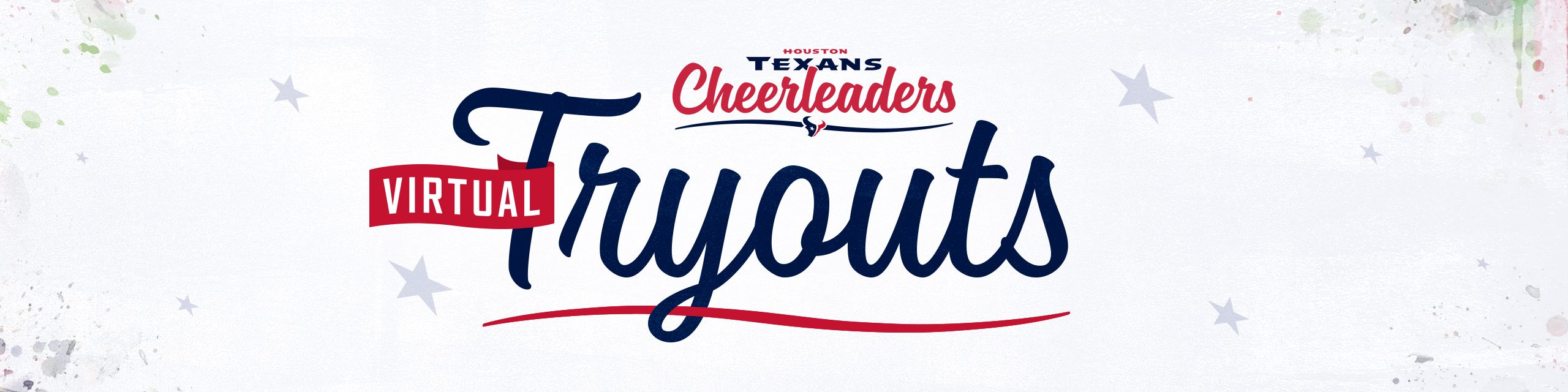 Virtual Houston Texans Cheerleaders Tryouts