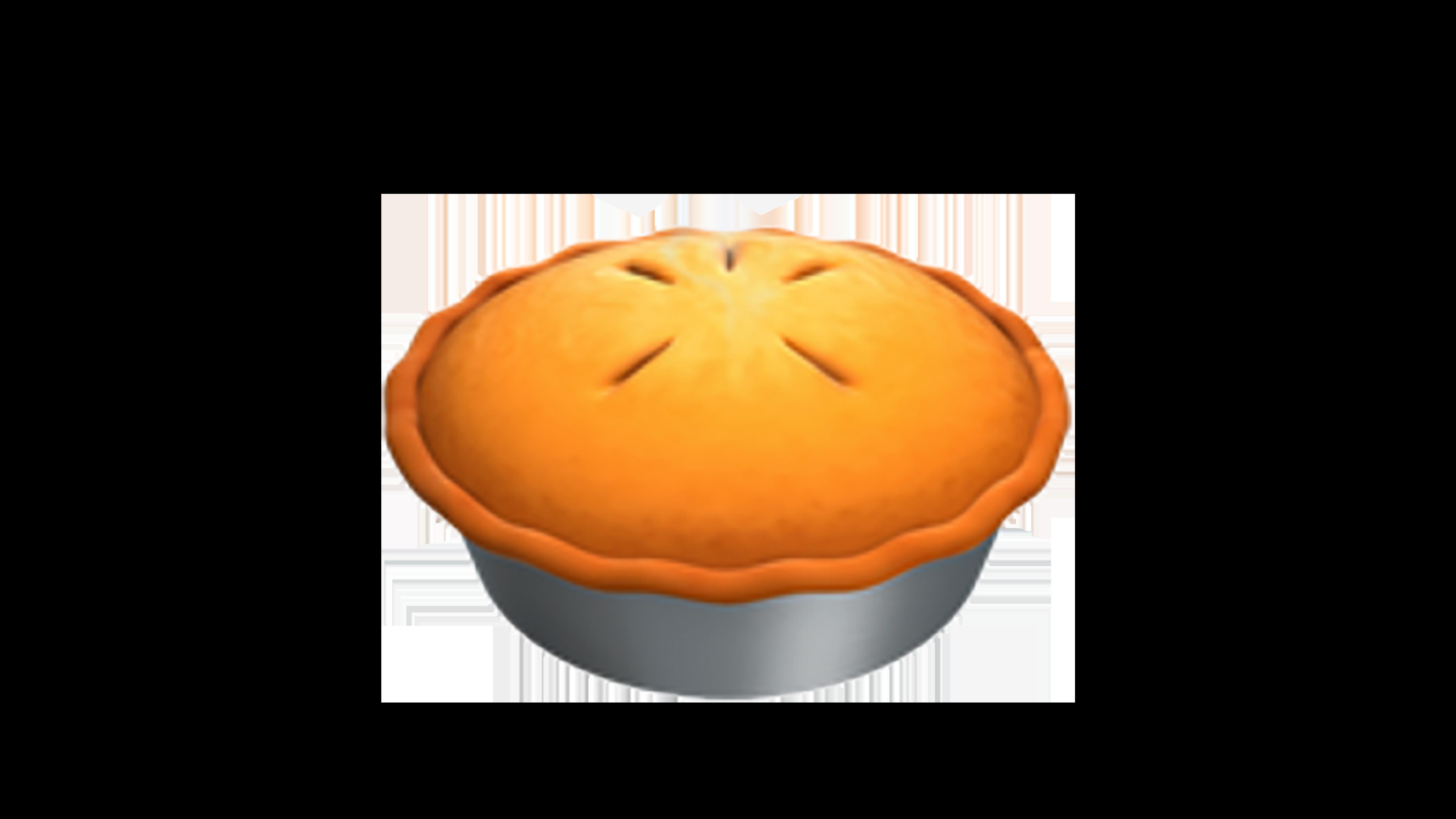 Pie emoji