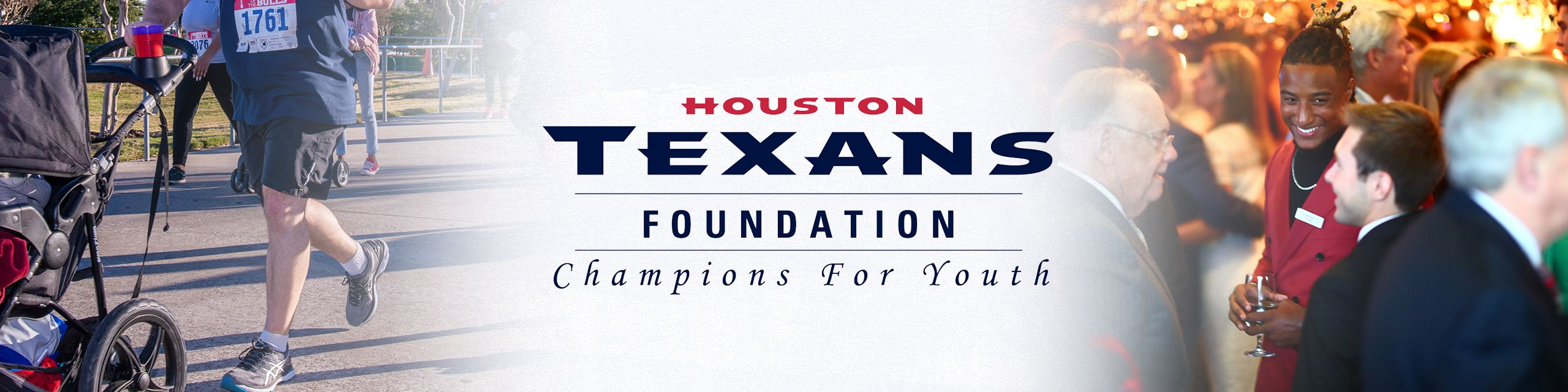 Houston Texans Foundation. Champions for Youth