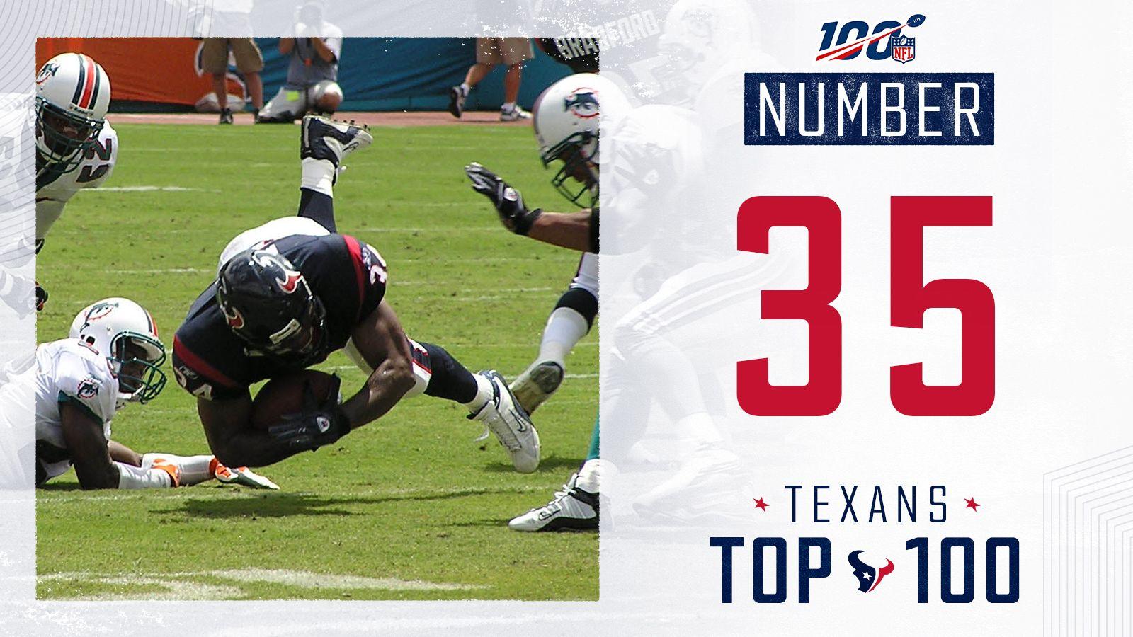 35_Texans beat Dolphins in 2003 opener - TWITTER