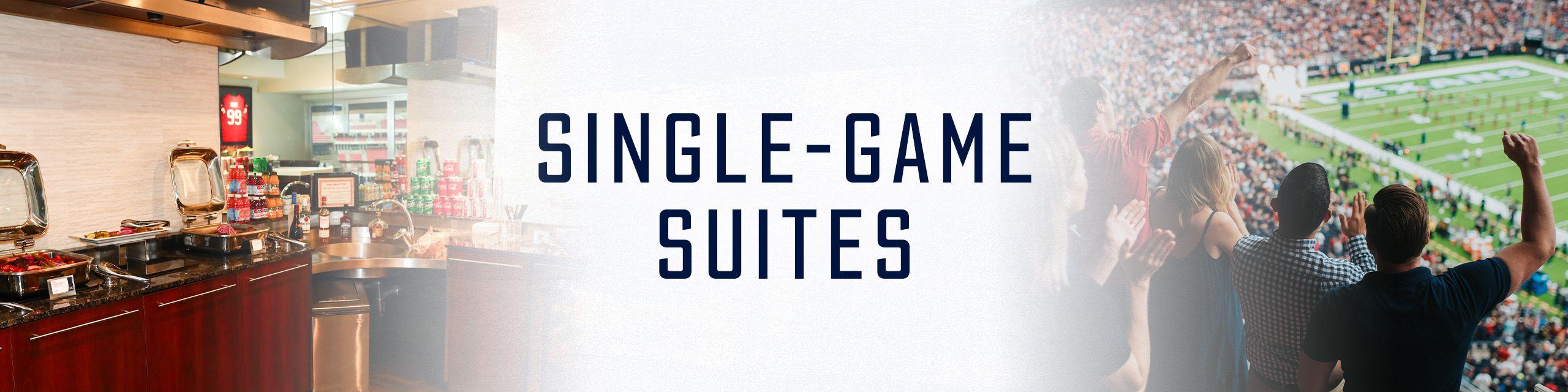 Single-Game Suites