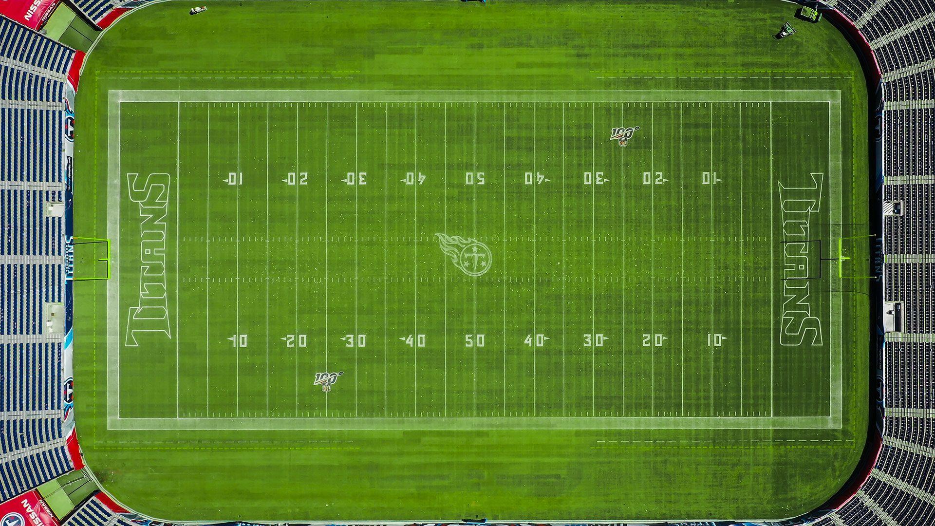 Nissan Stadium Aerial