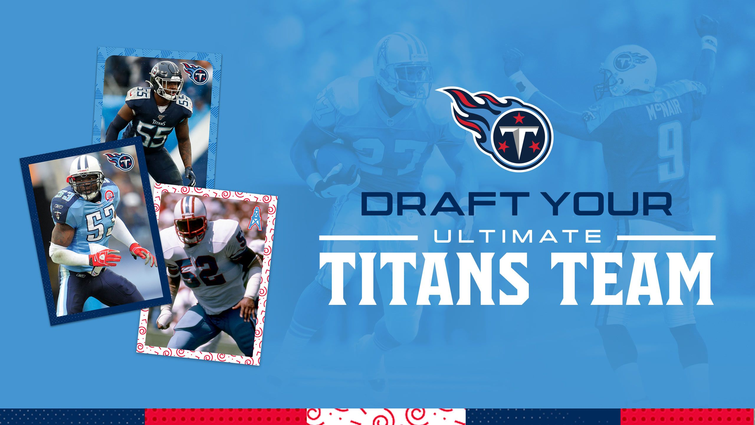 Draft Your Ultimate Titans Team