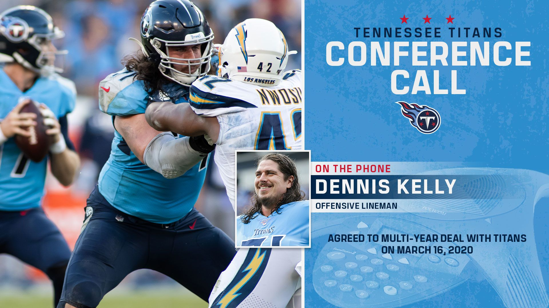 Conference Call - Dennis Kelly