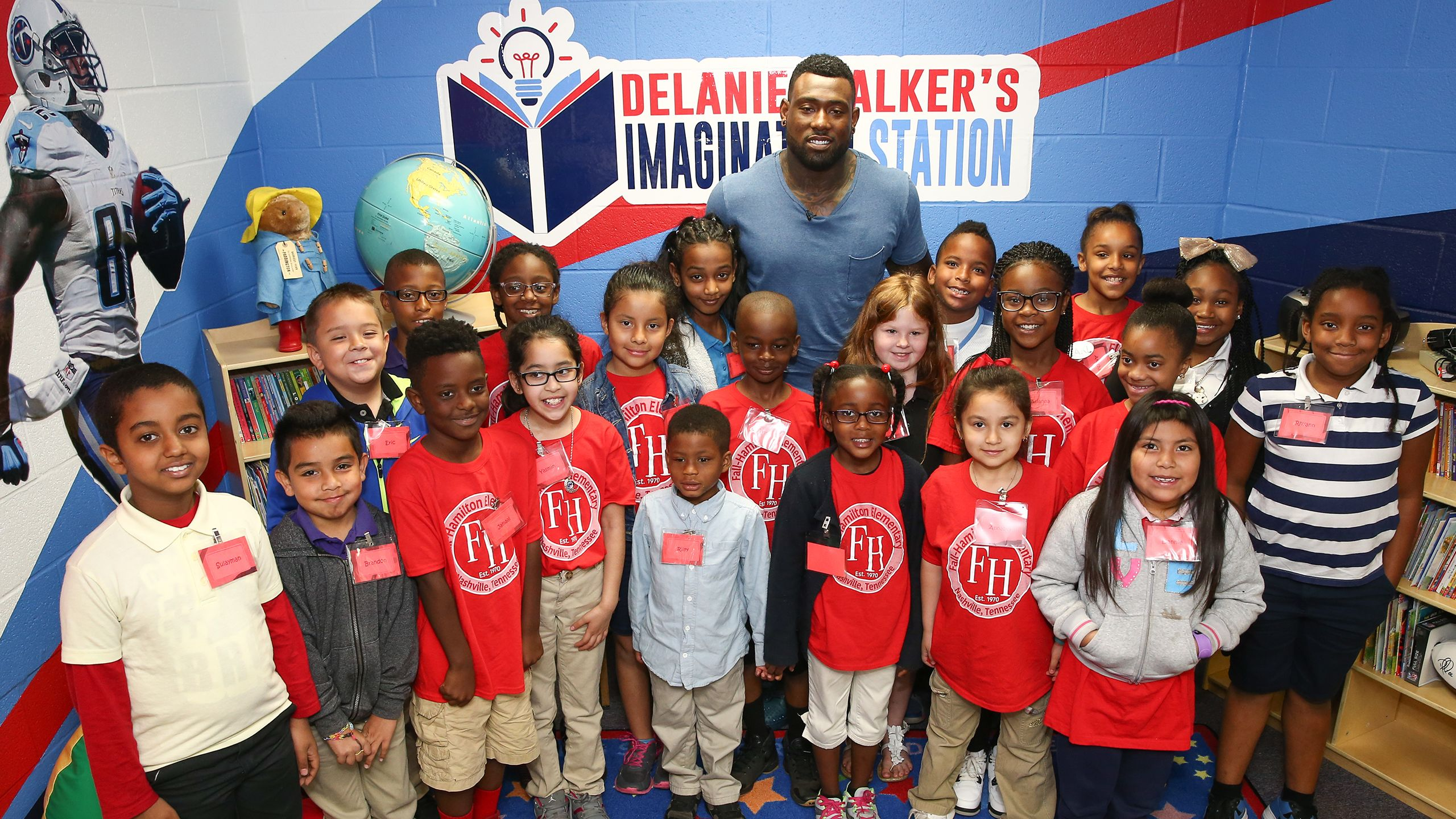 This is my Story  |  by Delanie Walker