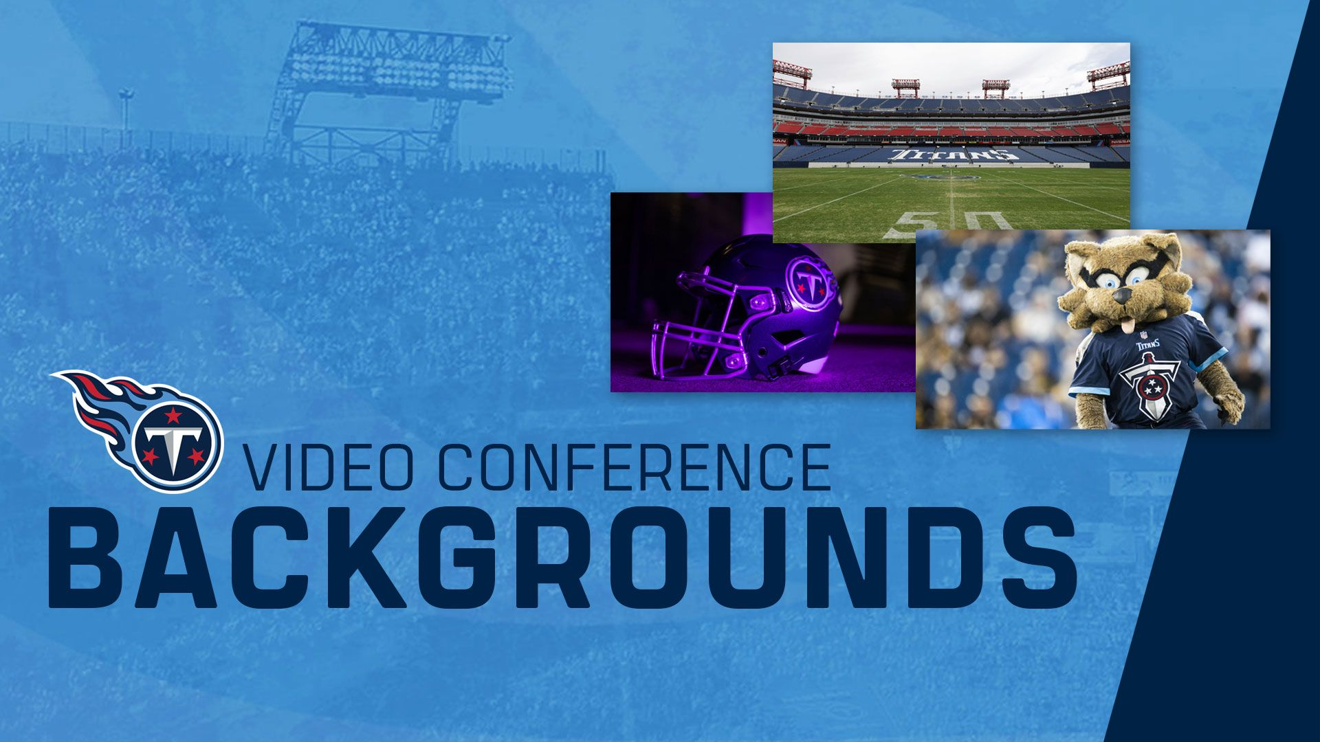 Video Conference Backgrounds
