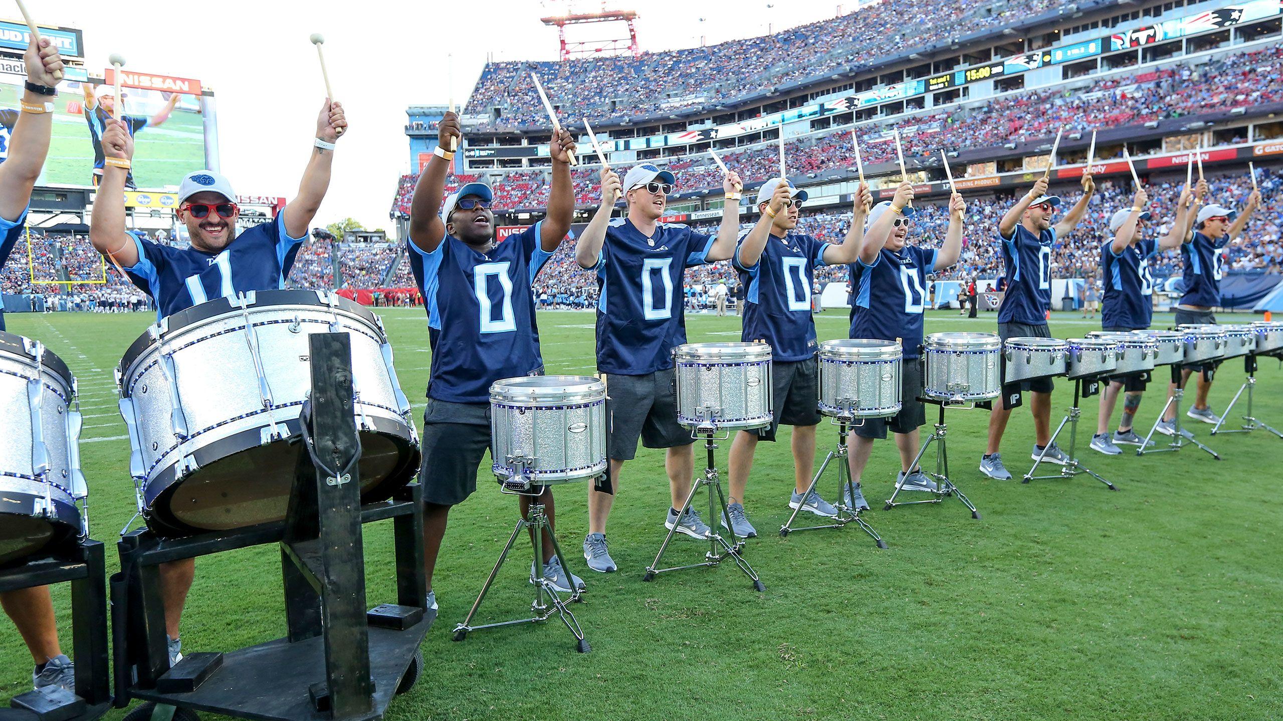 Blue Crew Drumline