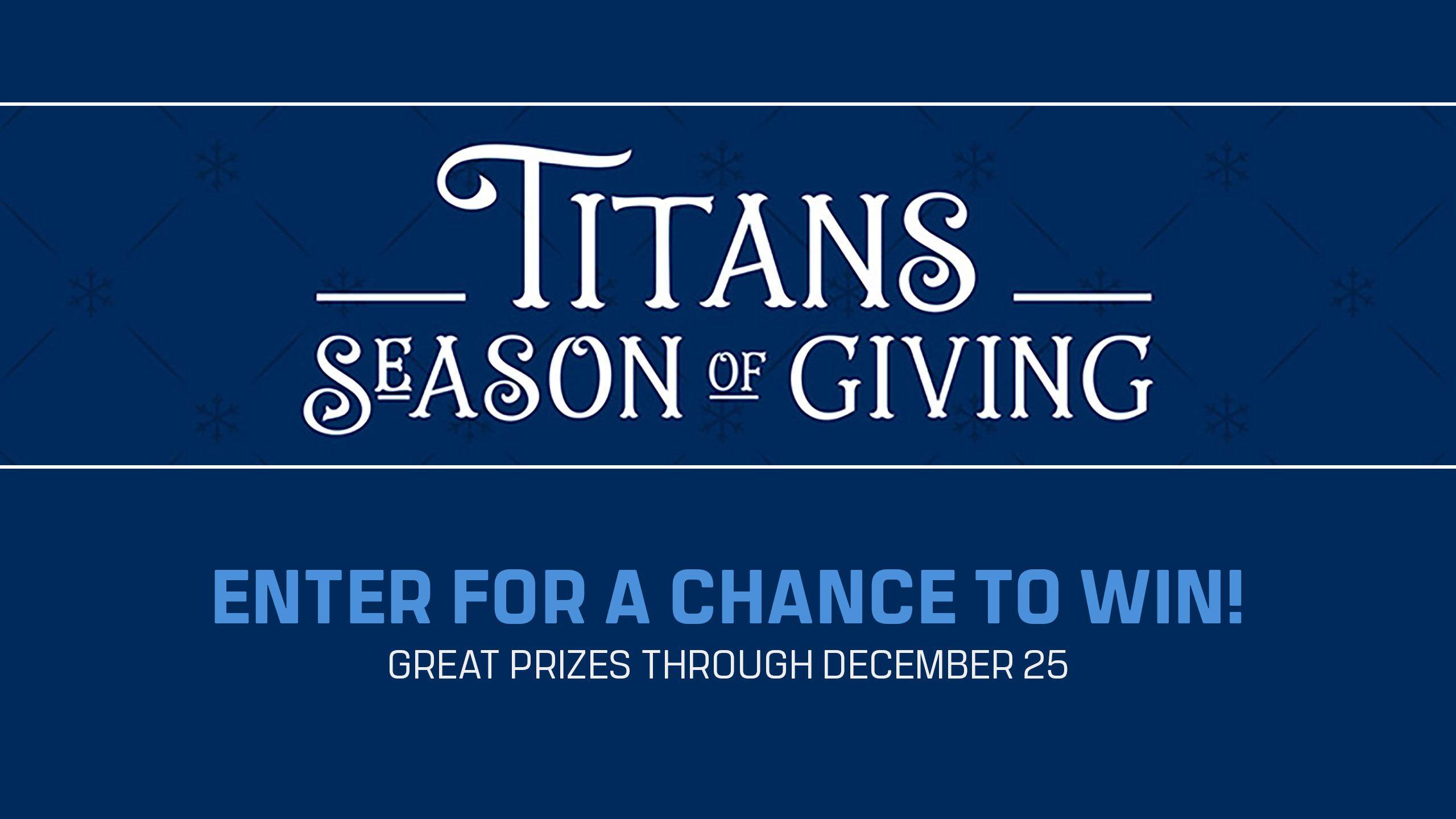 Season of Giving