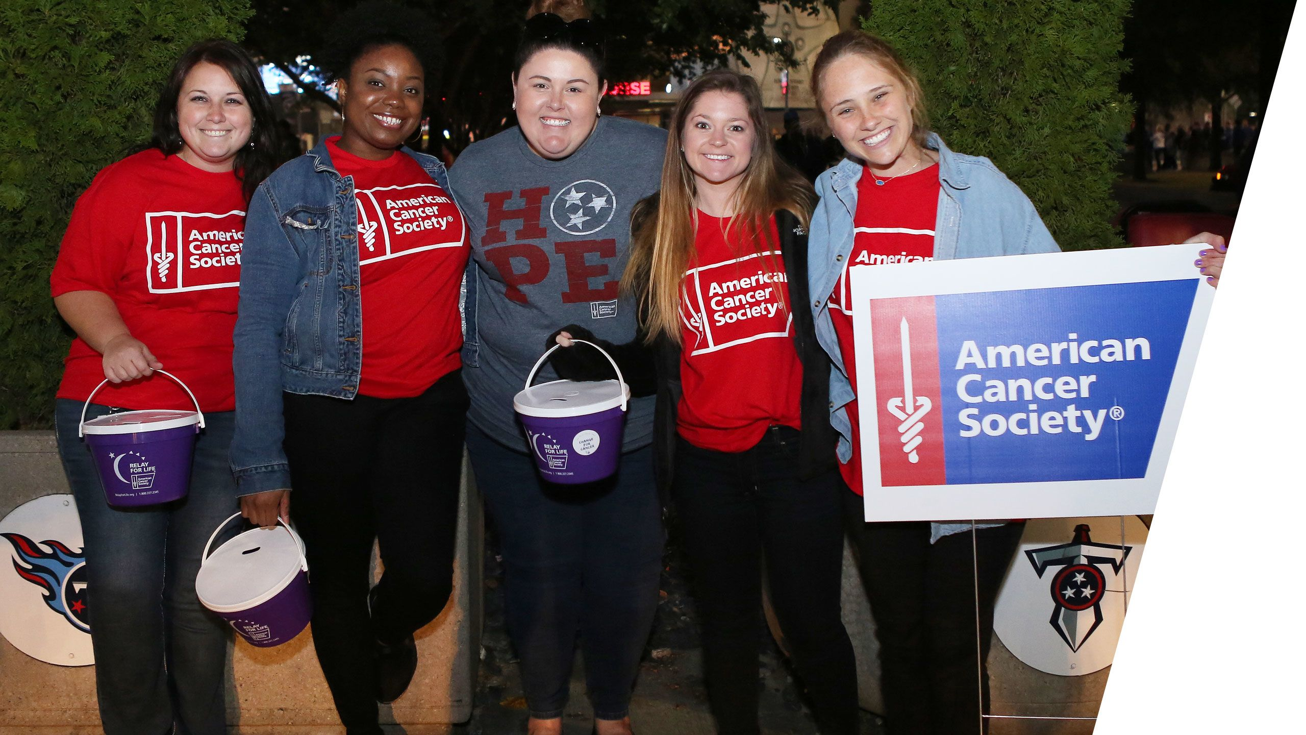 American Cancer Society Drive