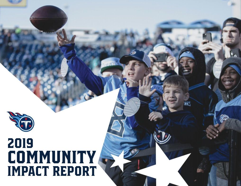 2019 COMMUNITY IMPACT REPORT