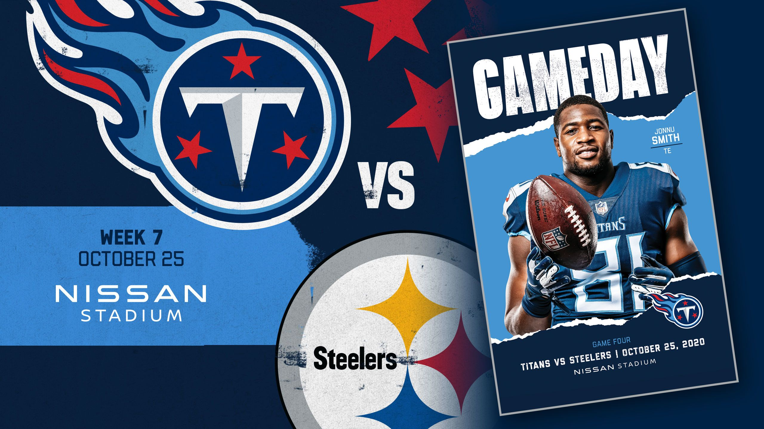 TITANS vs STEELERS