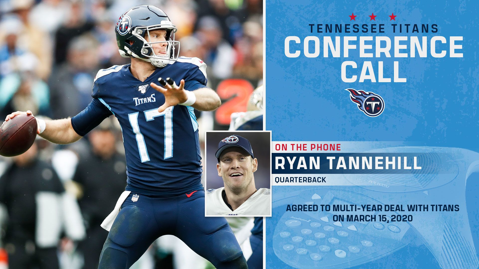 Conference Call: Ryan Tannehill