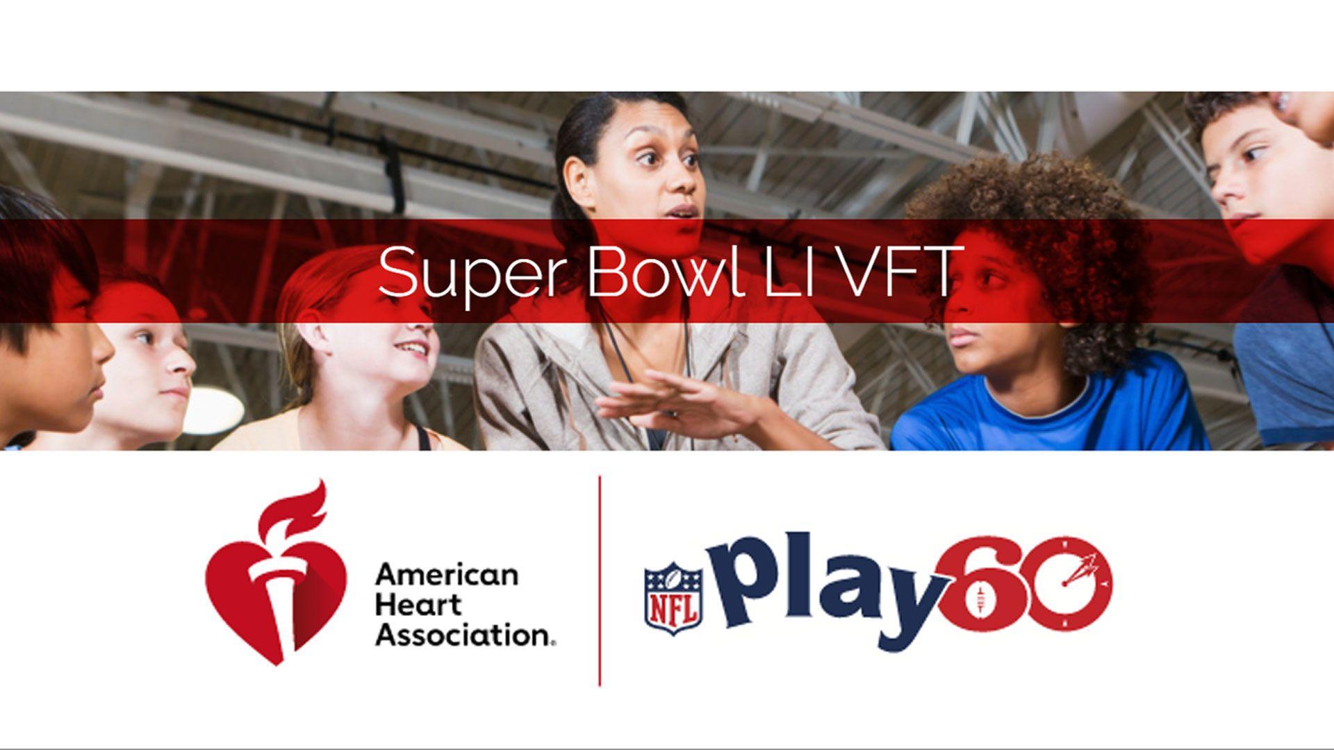 NFL PLAY60 Virtual Field Trip