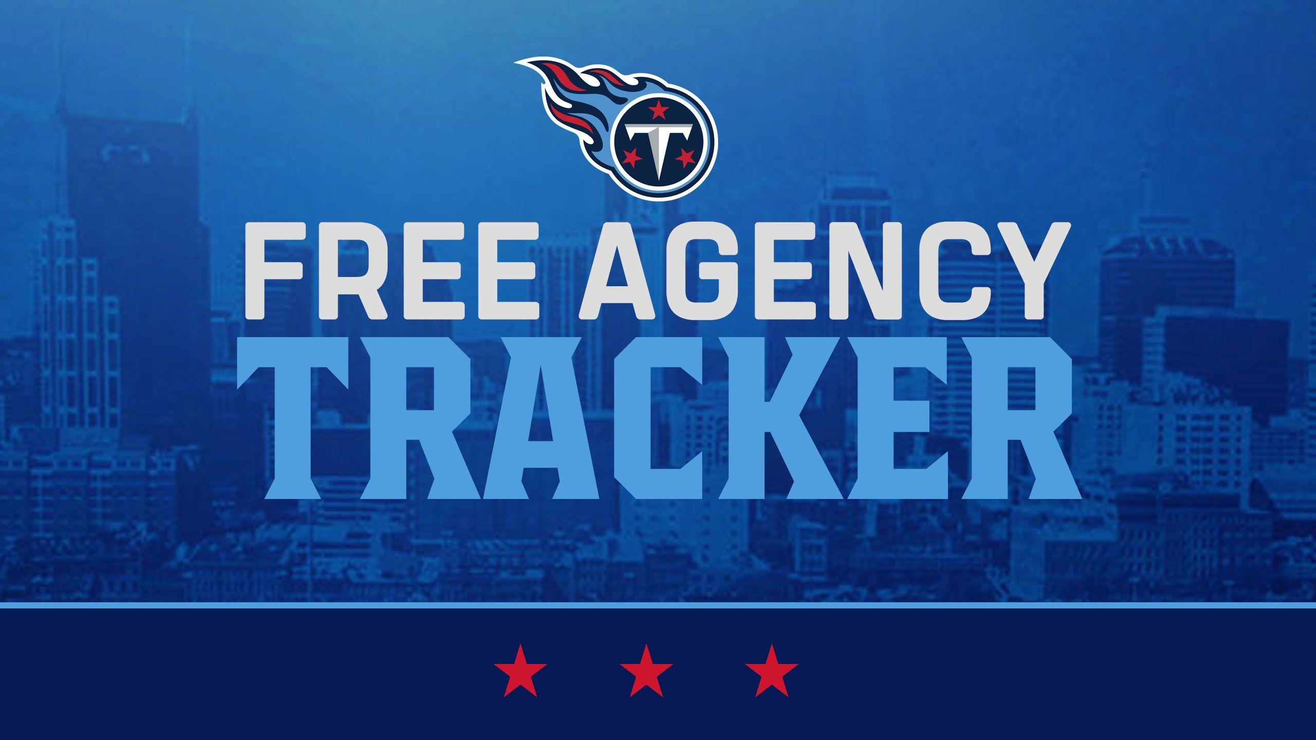 Free Agency Tracker