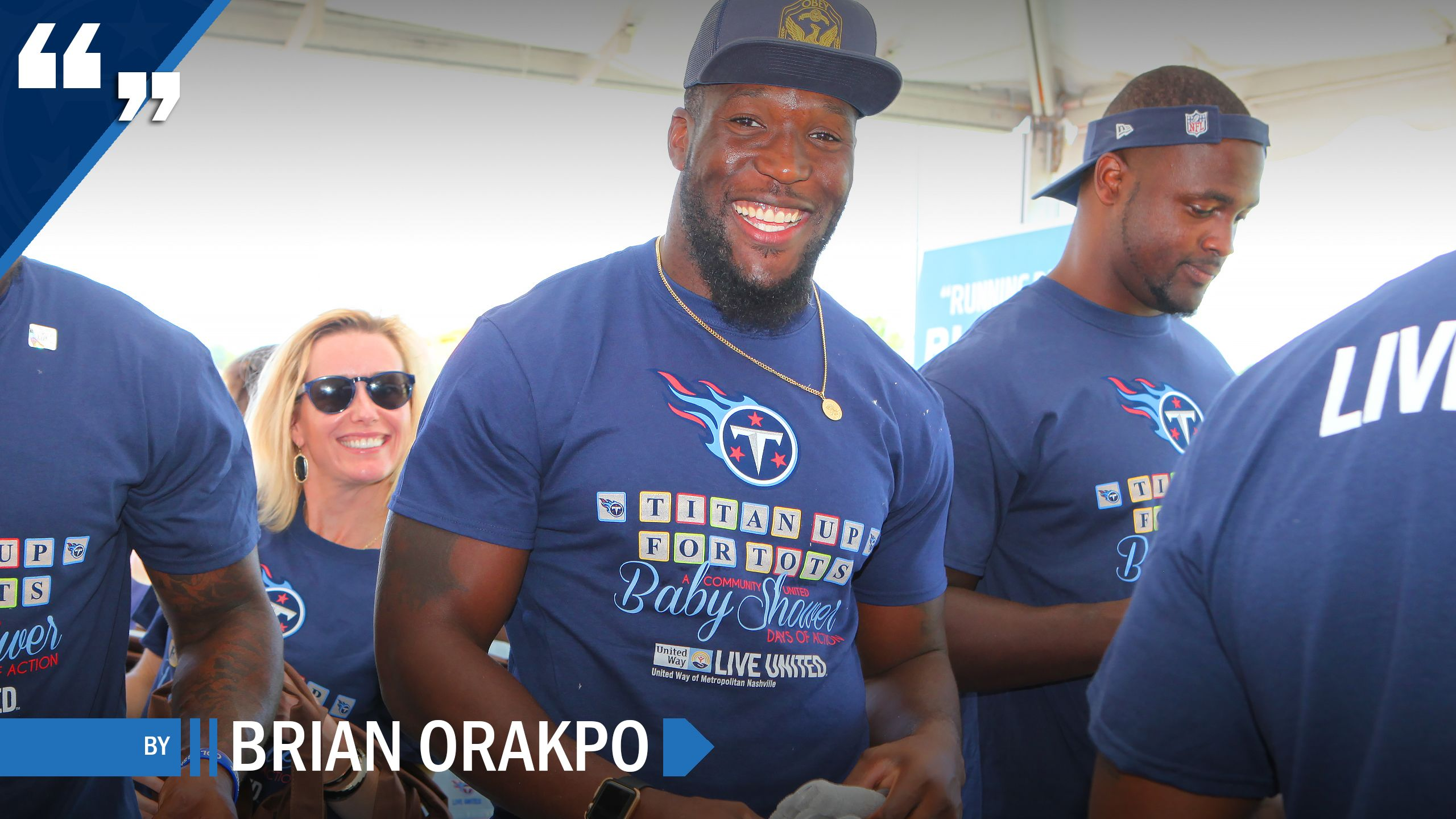 THIS IS MY STORY  //  by Brian Orakpo