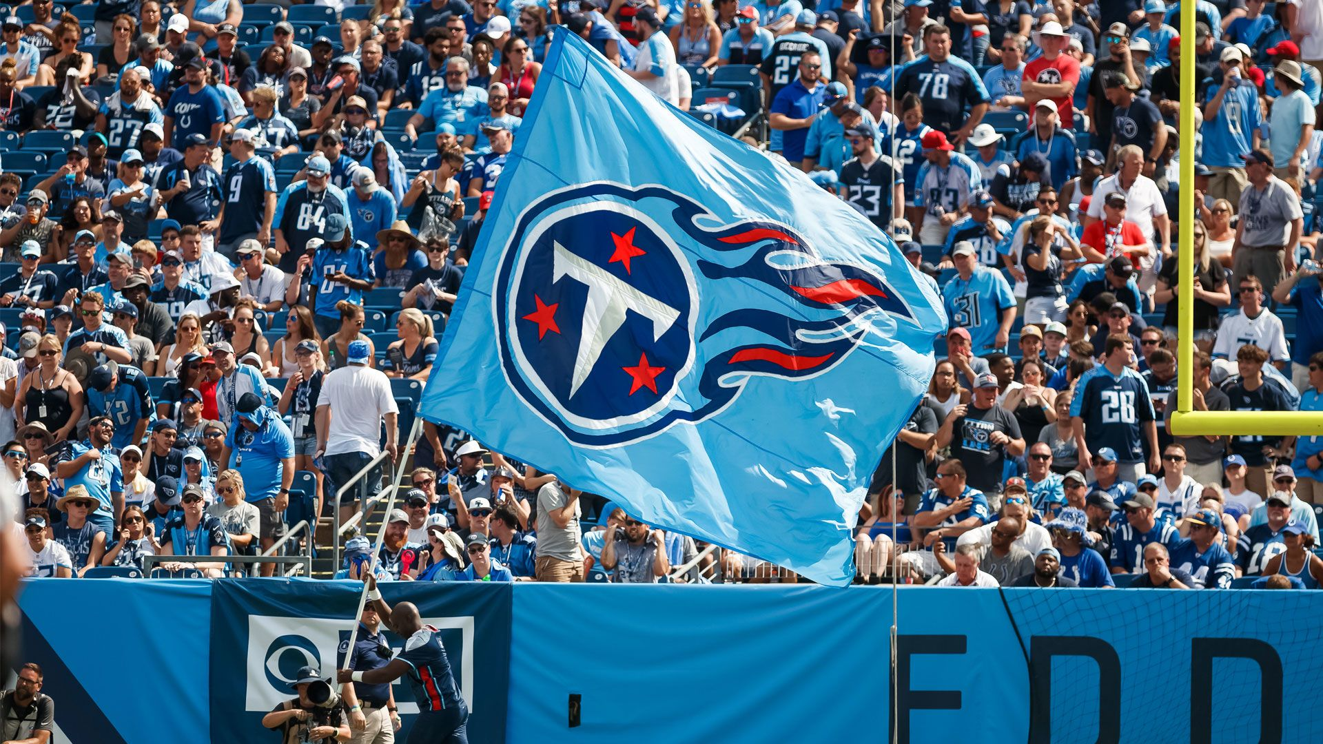 Titans Flag