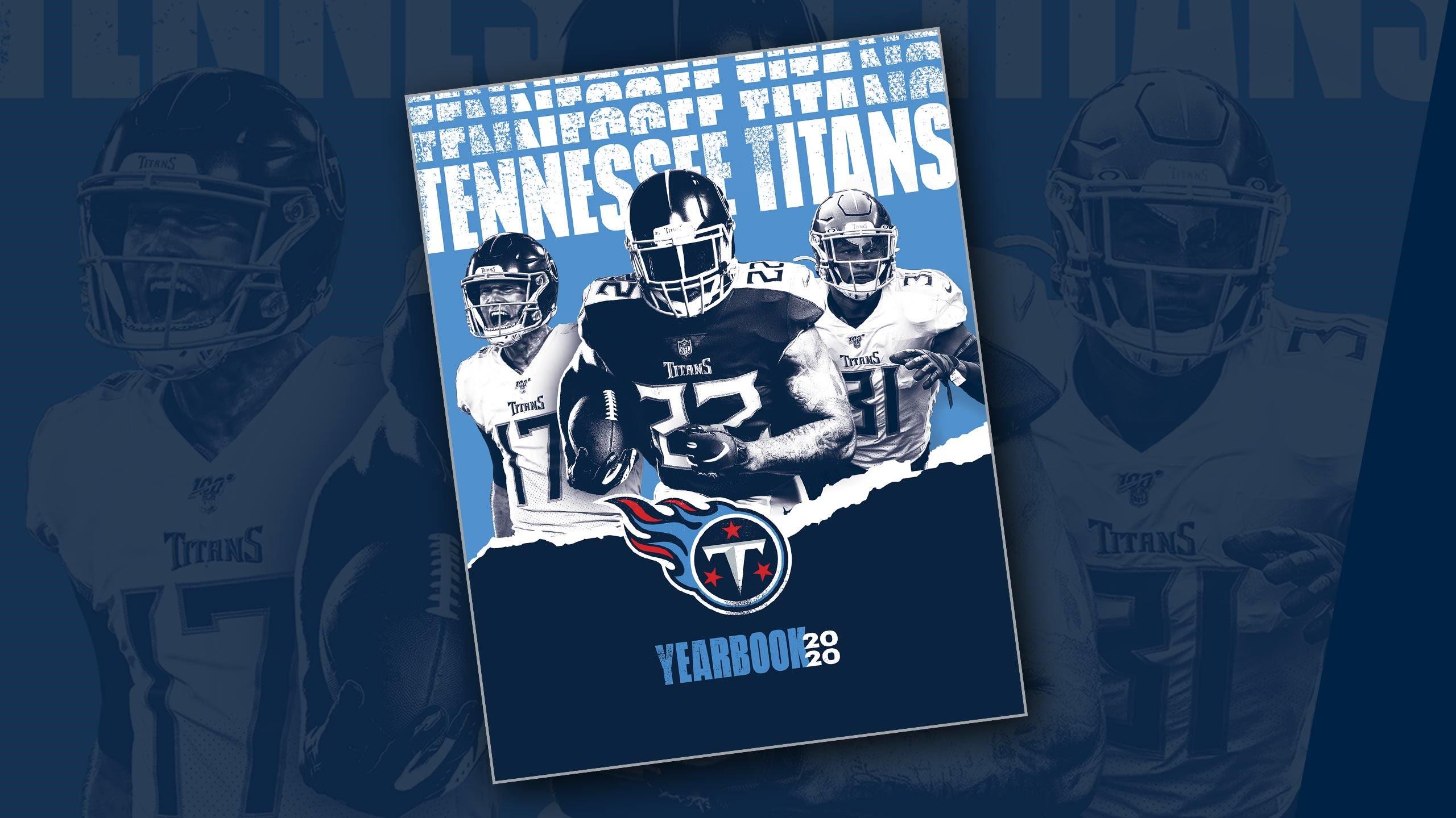 2020 Titans Yearbook