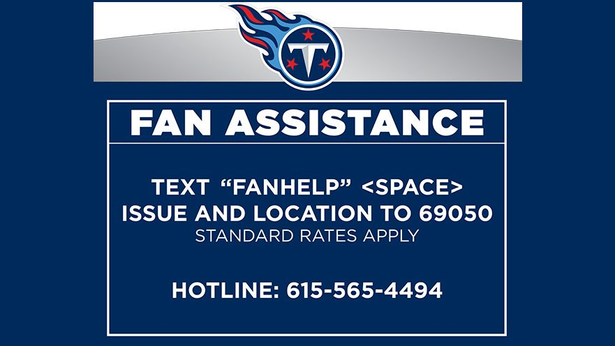 Fan Assistance