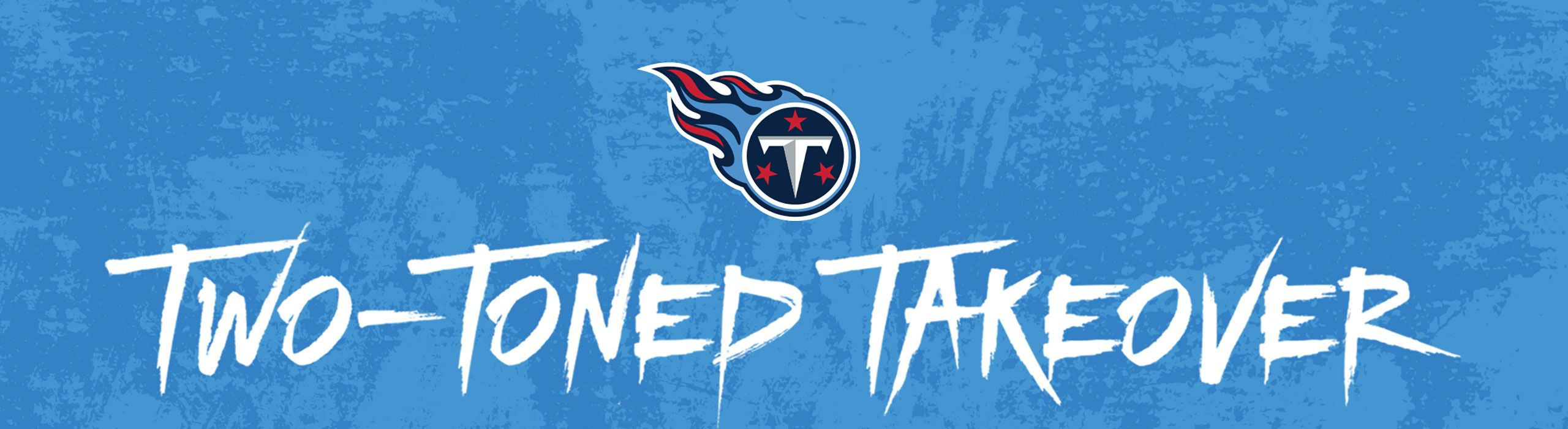 Titans - Two-Toned Takeover