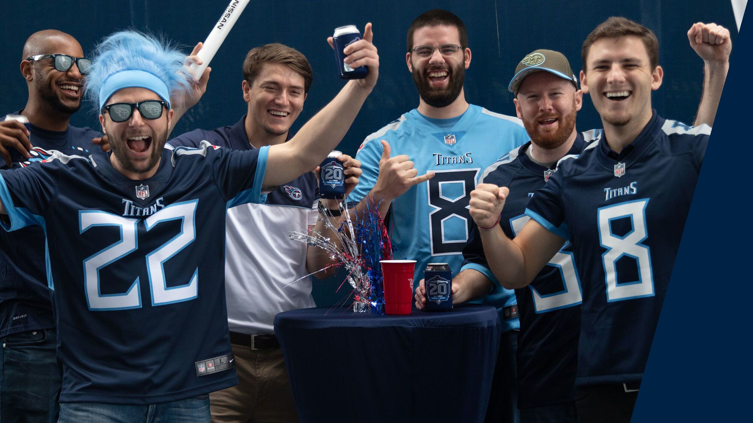 Titans Group Hospitality Packages