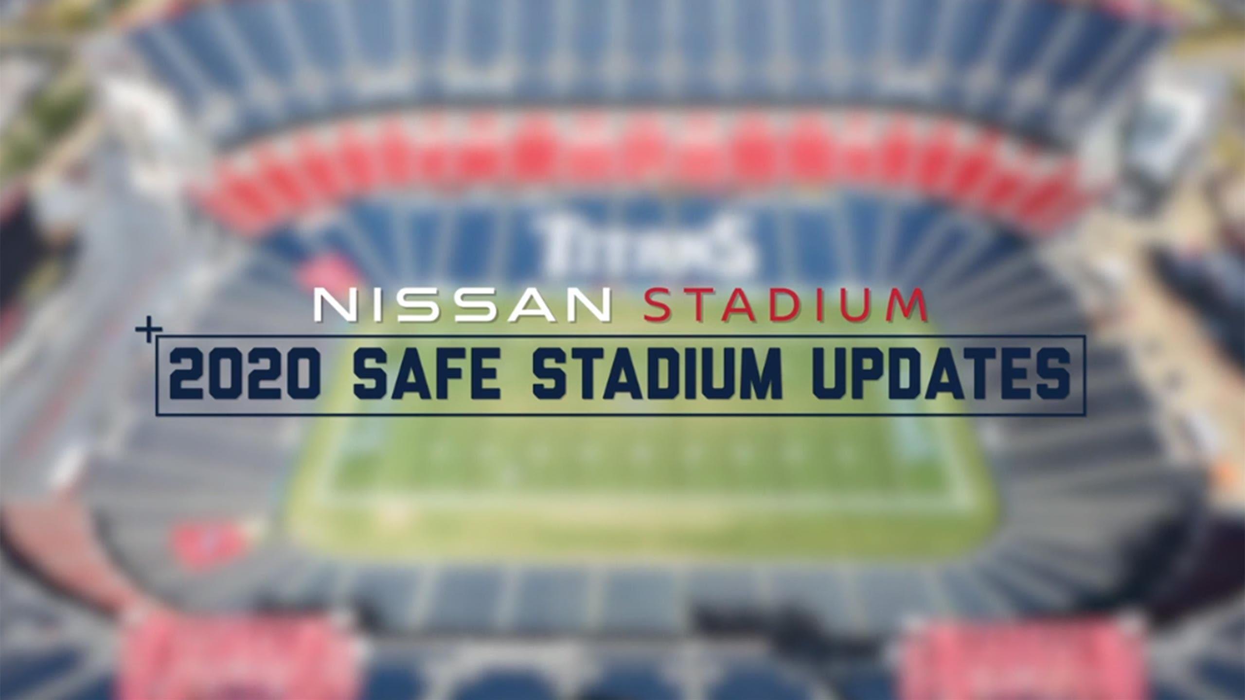 2020 Safe Stadium Updates