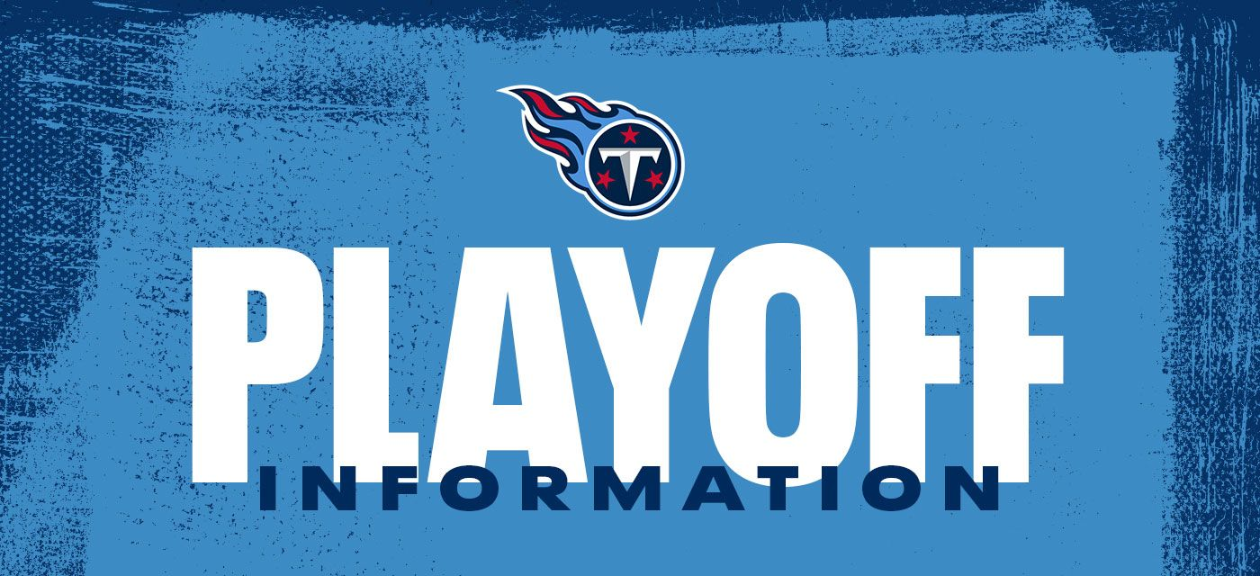 2020 Playoff Ticket Information