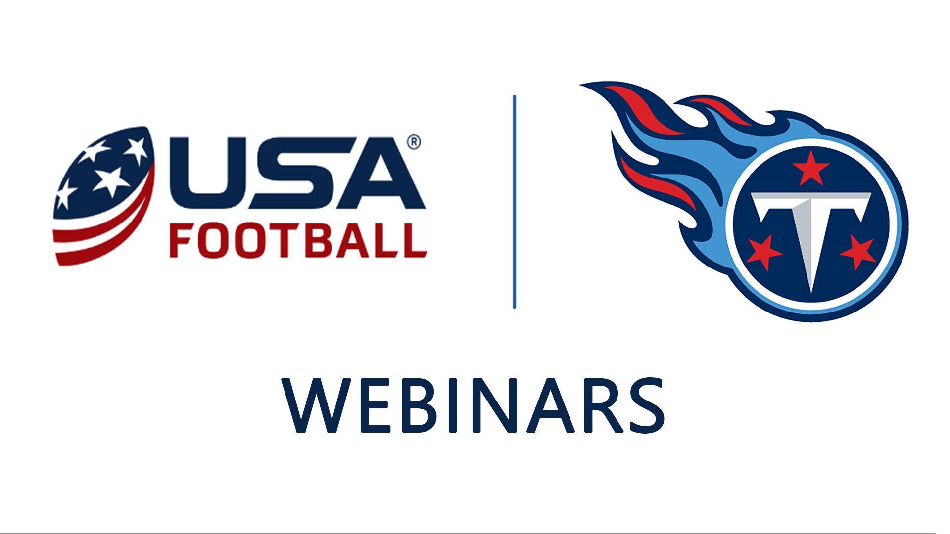 USA Football Webinars