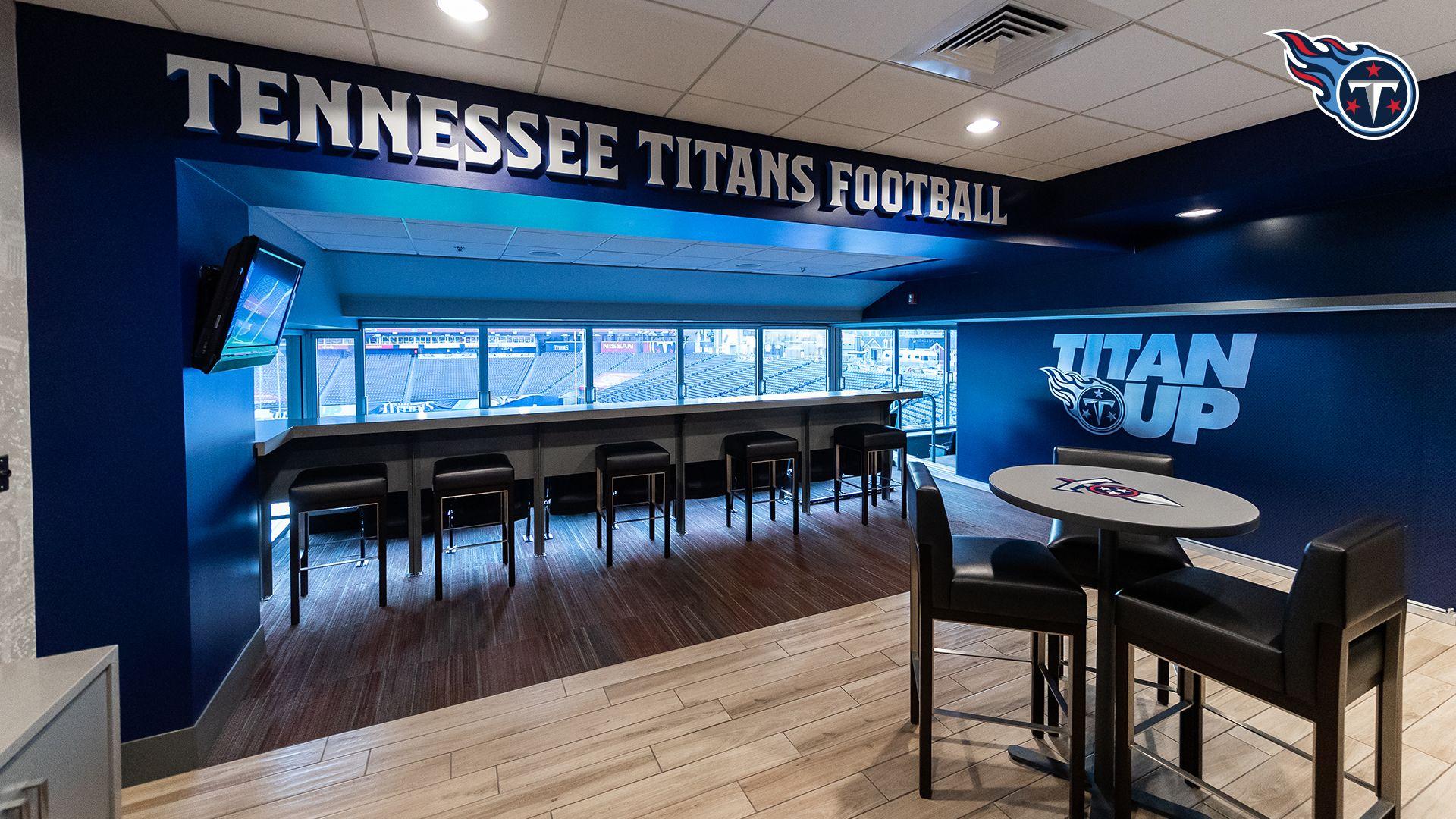 Titans Suite