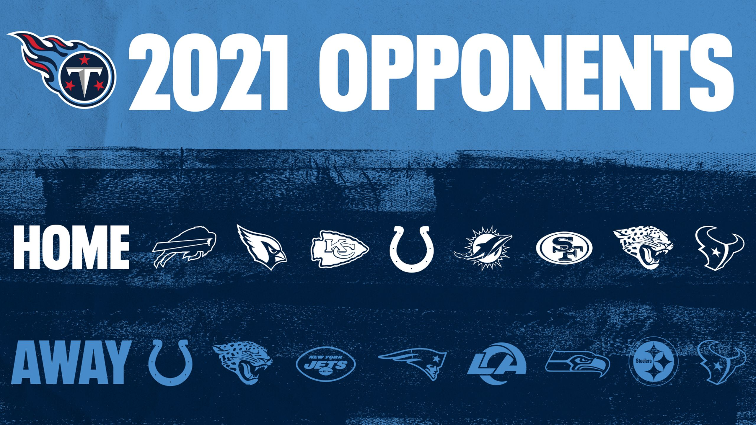 2021 OPPONENTS
