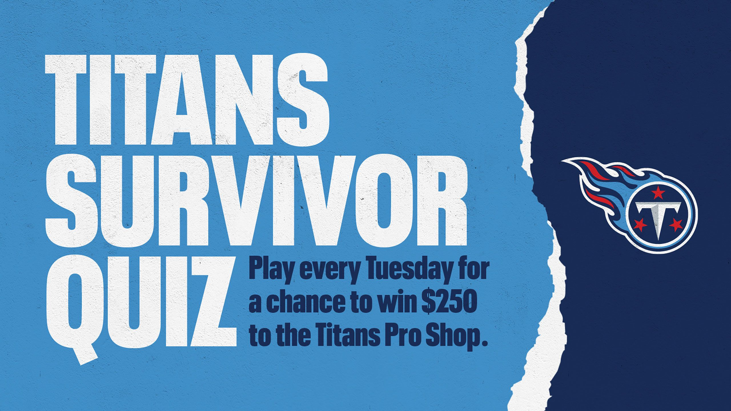 Titans Survivor Quiz