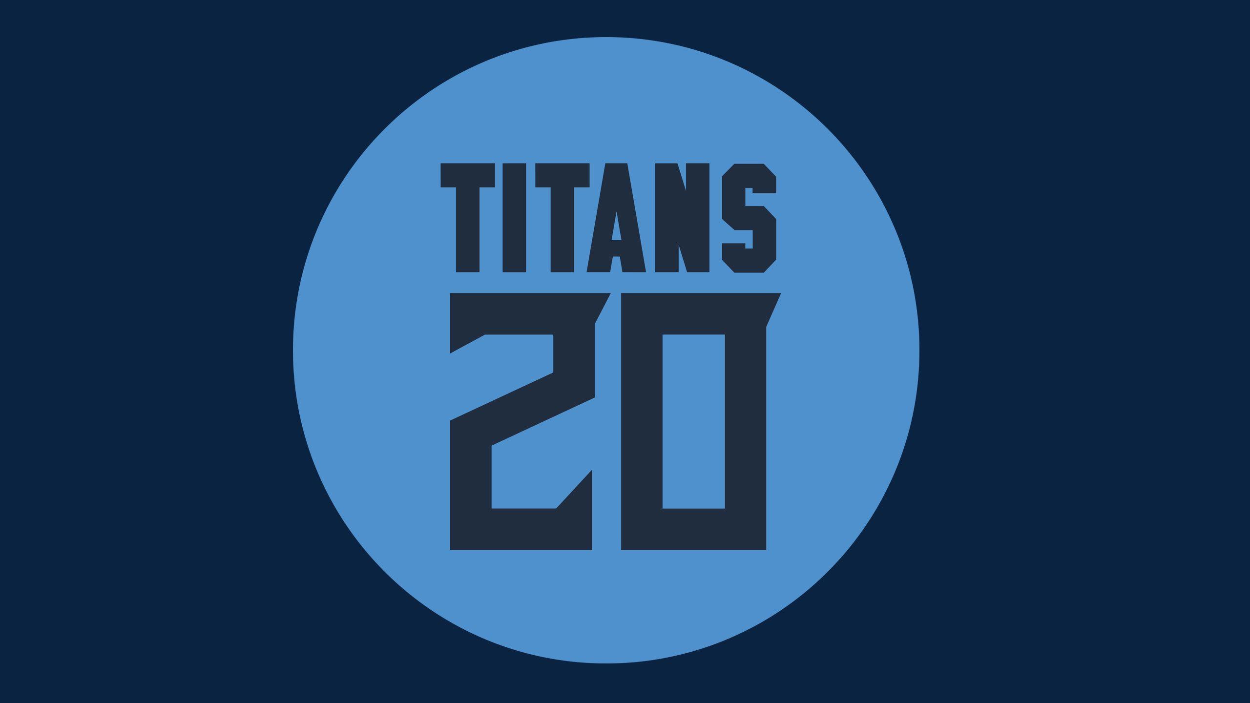 Titans Jersey