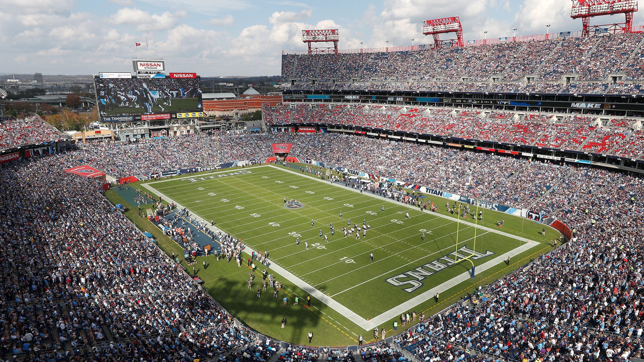 Nissan Stadium A-Z Guide