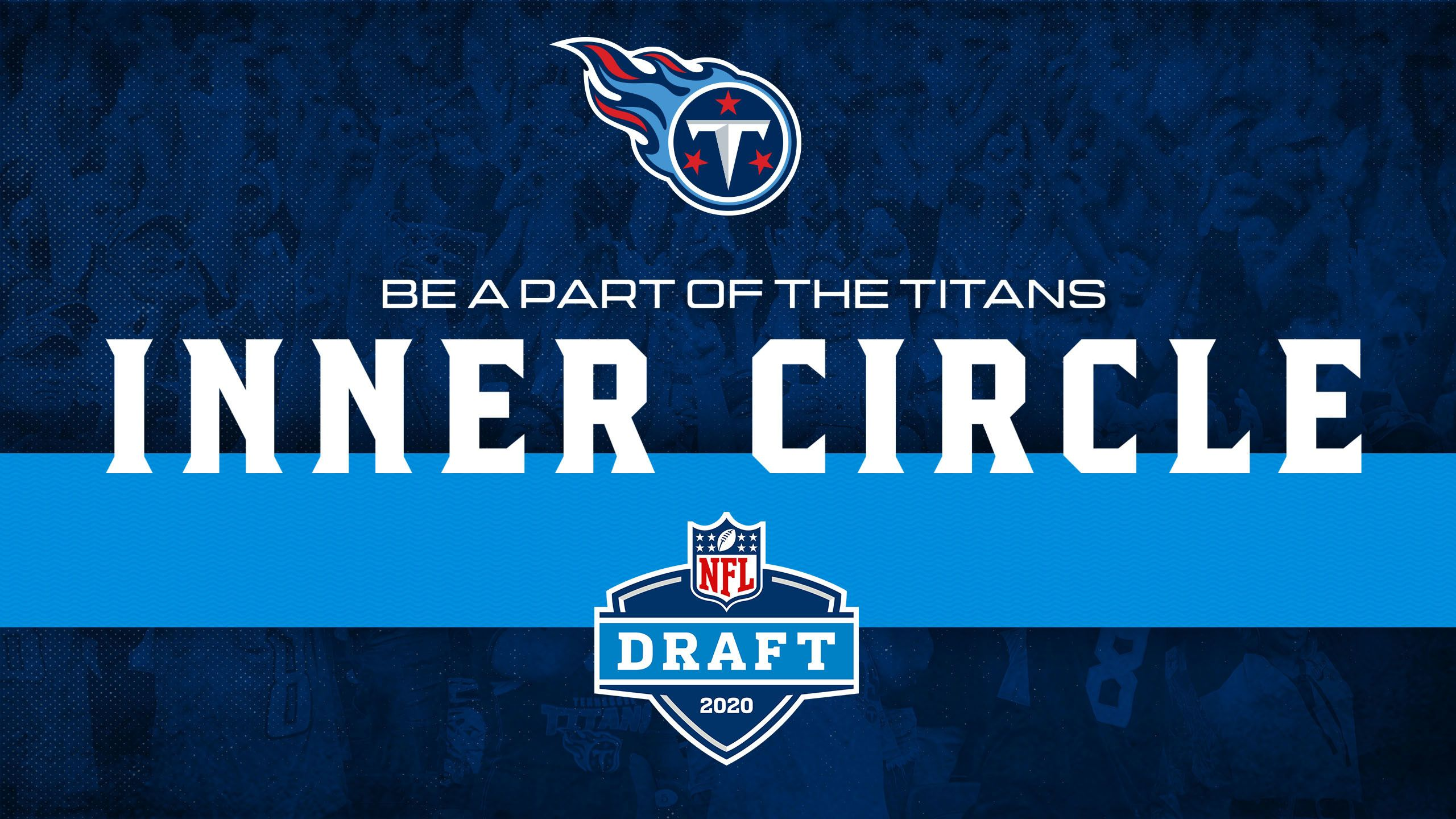 Be Part of the Titans Inner Circle