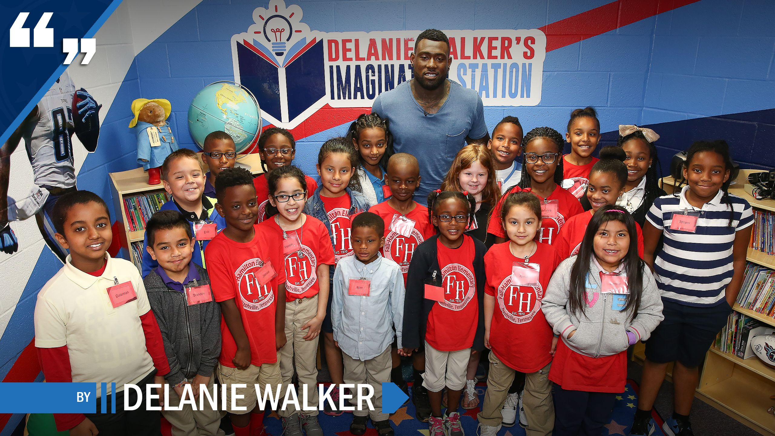 THIS IS MY STORY  //  by Delanie Walker
