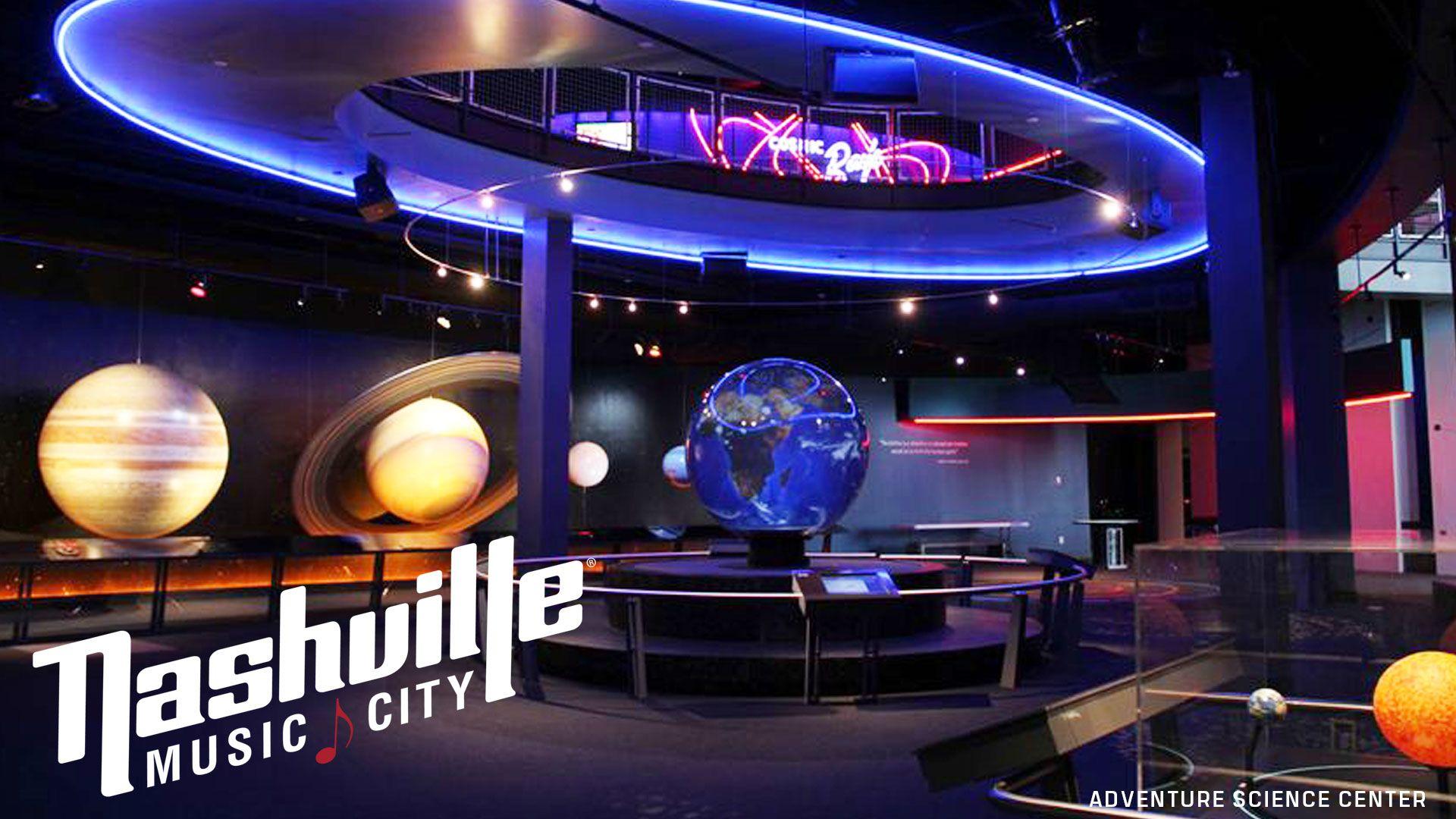 Nashville Virtual Attractions