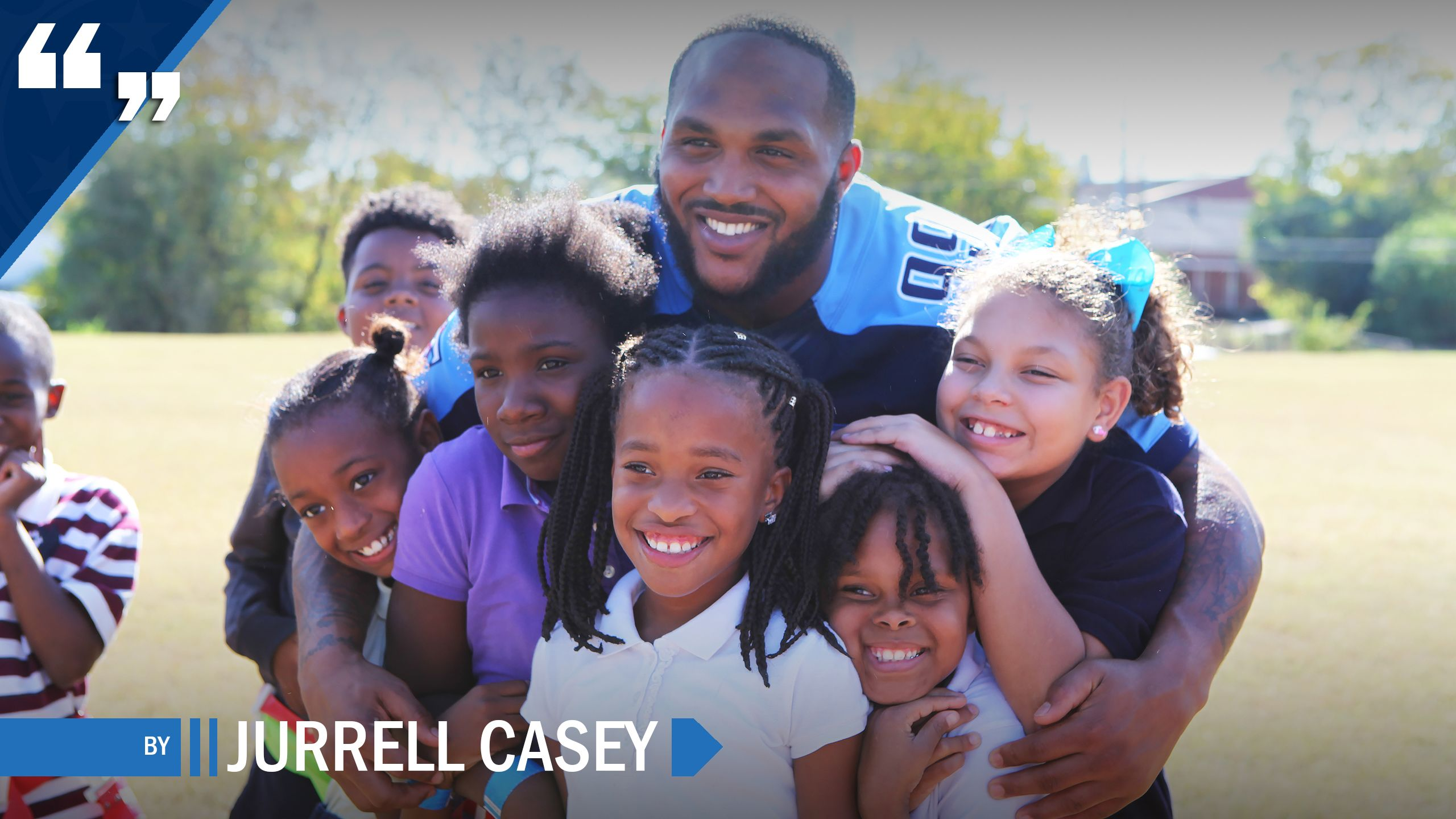 THIS IS MY STORY  //  by Jurrell Casey