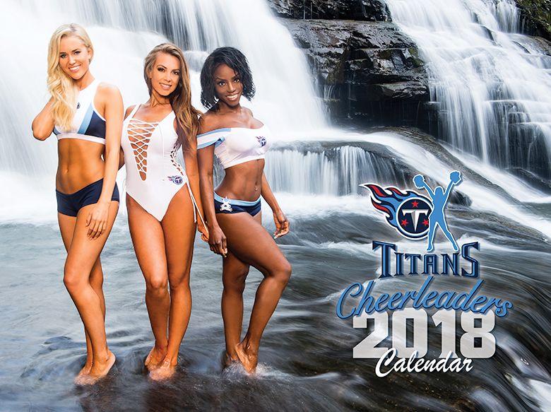 Tennessee Titans Cheerleaders Merchandise