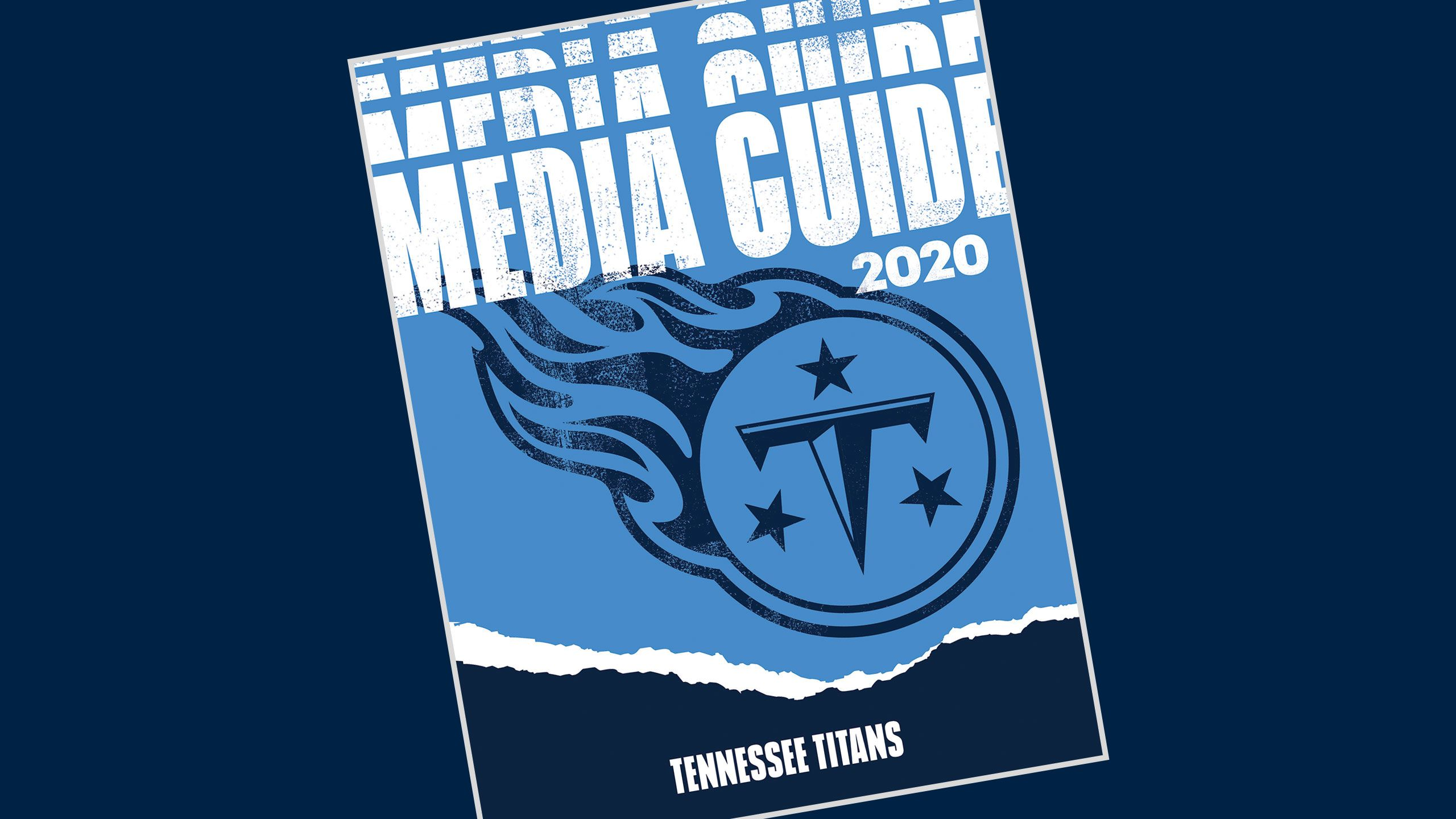 Tennessee Titans 2020 Media Guide