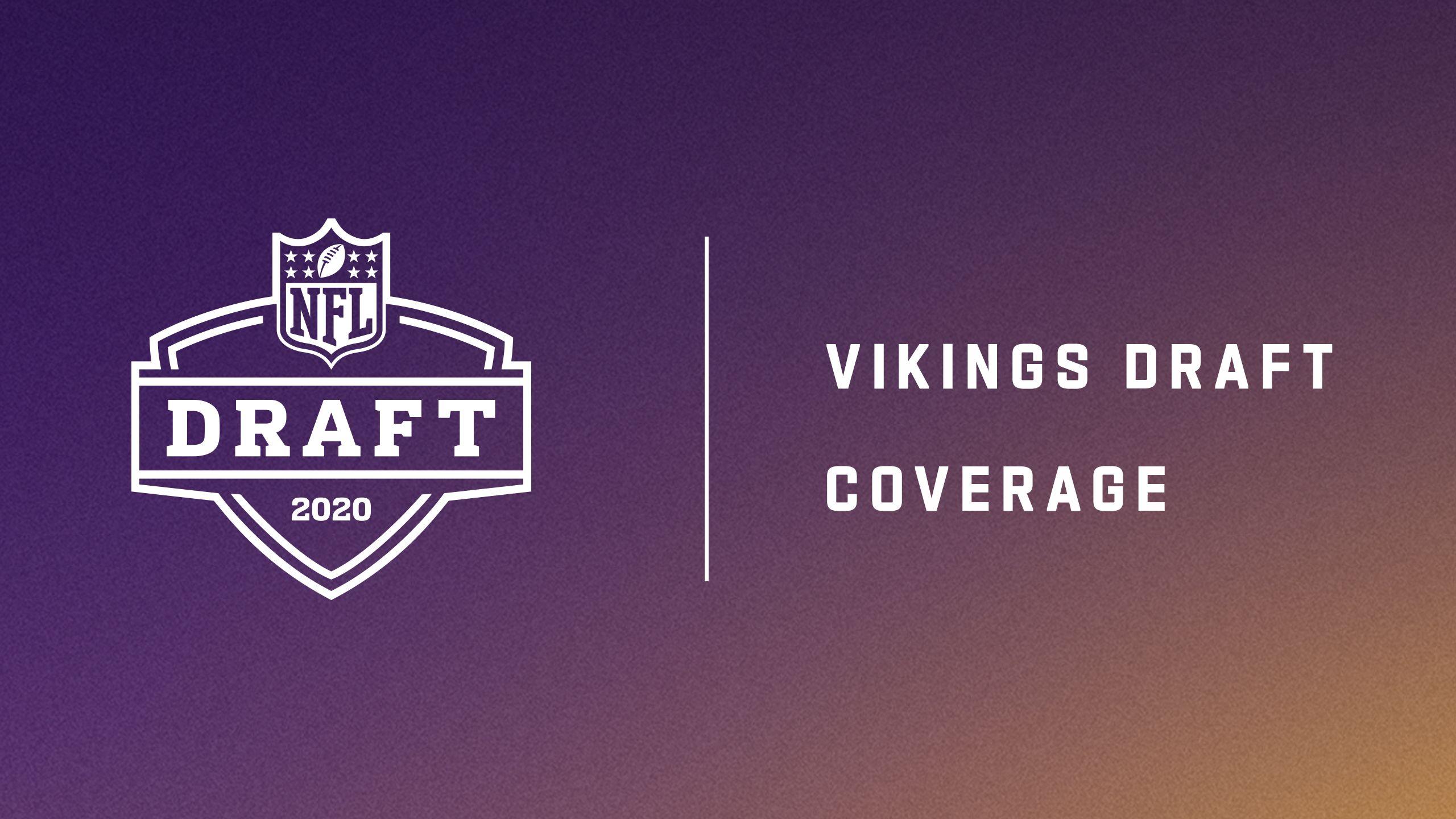 Vikings Draft Coverage