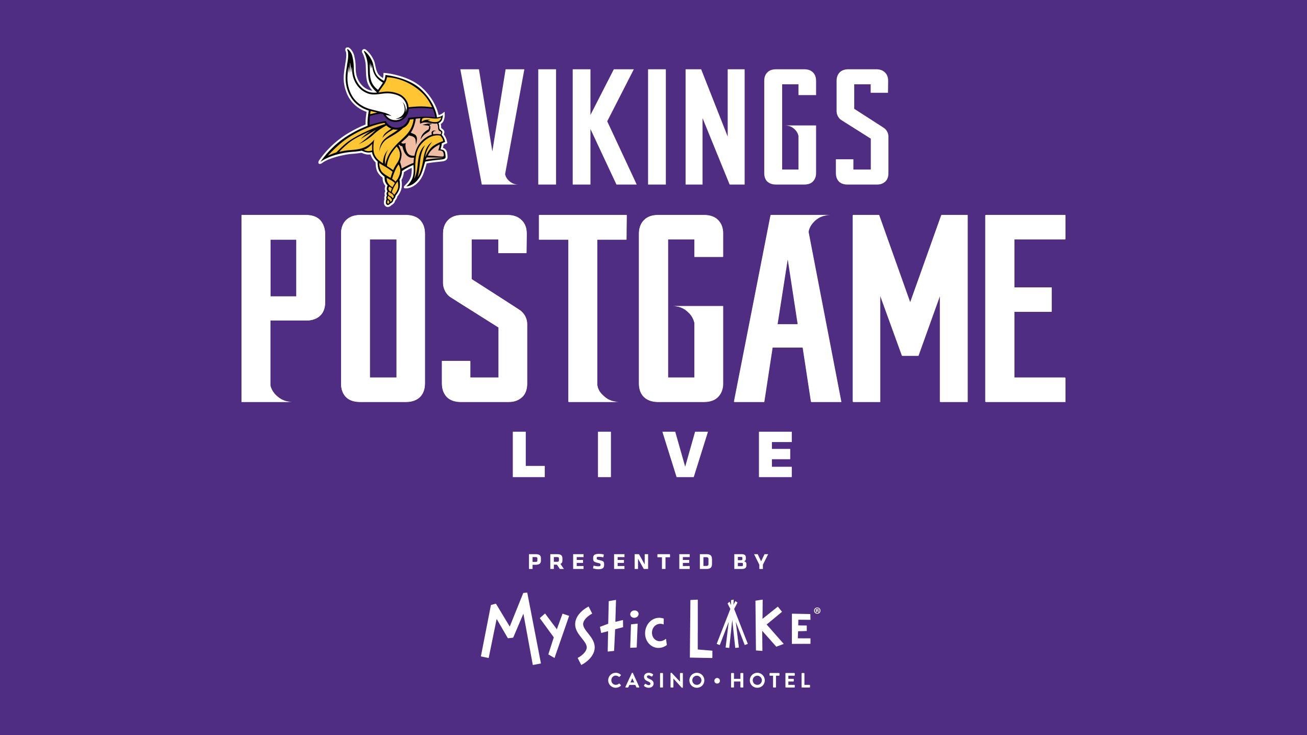 Vikings Postgame Live