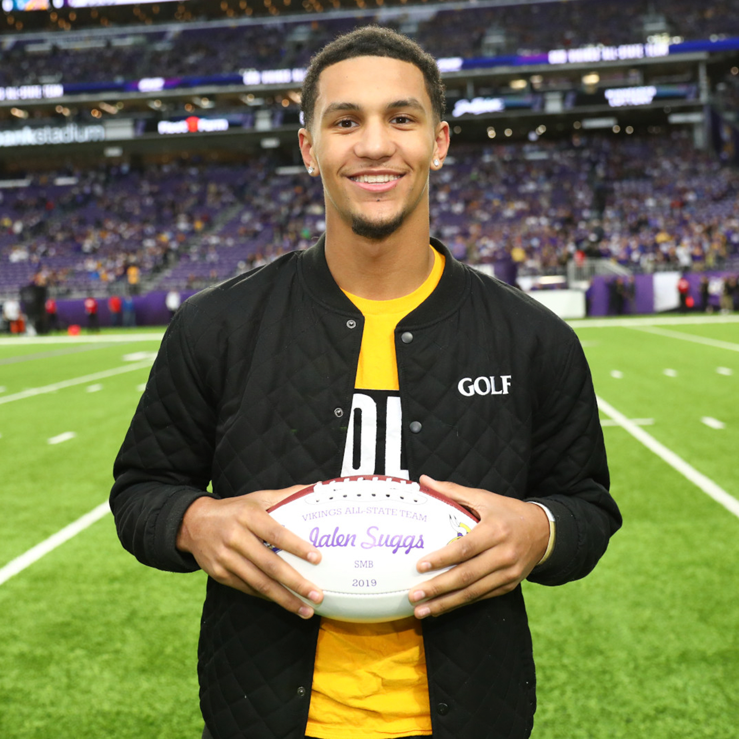 2019 Mr. Football - Jalen Suggs, SMB Wolfpack